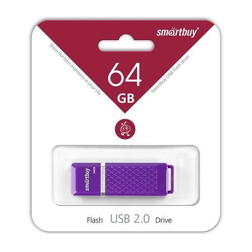 Память USB Flash 64Gb Smartbuy