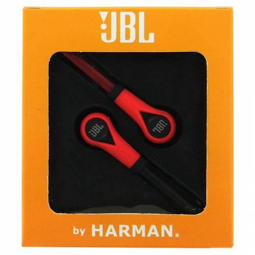 Наушники JBL JL-7 красные