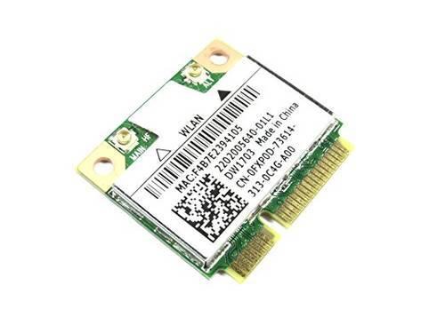 Wi-Fi модуль Micro-PCI Atheros AR5B22 б/у