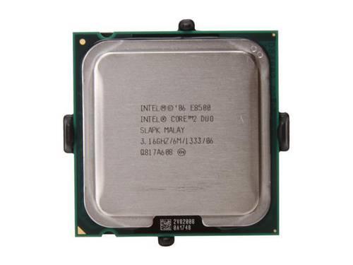 Процессор Intel s775 Core 2 Duo E8500 2x3.16GHz SLAPK б/у