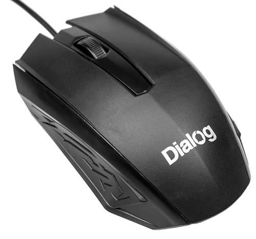Мышь USB Dialog MOC-19U