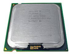 Процессор Intel s775 Celeron D 2.66GHz SL8H7 б/у