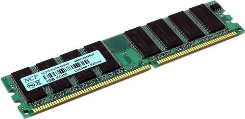 Оперативная память DDR1 1Gb 400MHz NCP б/у