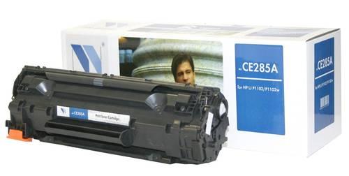 Картридж CE285A б/у