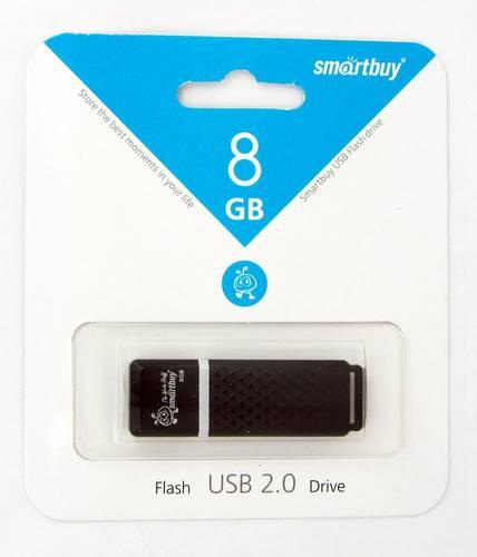 Память USB Flash 8Gb Smartbuy