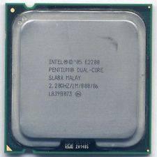 Процессор Intel s775 Pentium E2200 2x2.2GHz SLA8X б/у