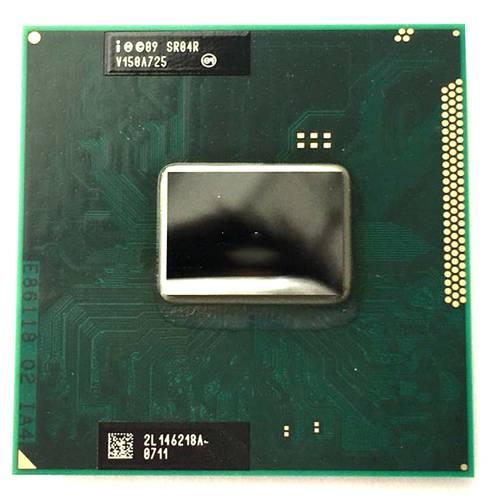 Процессор для ноутбука Intel sPPGA988 Core i3-2310M 2x2.10GHz SR04R б/у