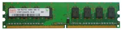 Оперативная память DDR2 1Gb 800MHz Hynix б/у