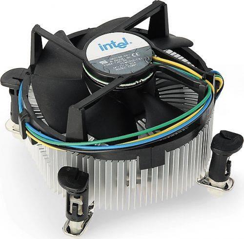 Система охлаждения Intel s775 б/у