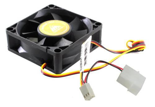 Вентилятор 40x40 Molex б/у