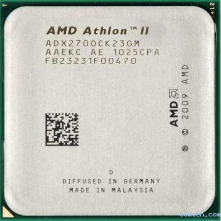 Процессор AMD sAM2+/AM3 Athlon II X2 270 2x3.4GHz ADX270OCK23GM б/у
