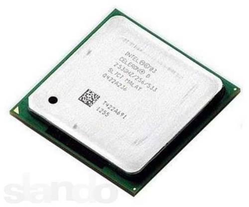 Процессор Intel s478 Celeron 2.0GHz SL6VR б/у