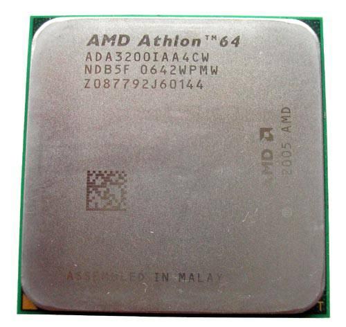 Процессор AMD sAM2 Athlon 64 3200+ 2.0GHz ADA3200IAA4CW б/у