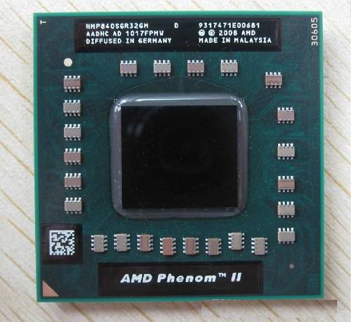 Процессор для ноутбука AMD sS1 (S1g4) Phenom II Triple-Core Mobile P840 2x1.9GHz HMP840SGR32GM б/у