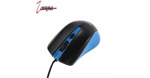 Мышь USB Smartbuy ONE 352 сине-черная