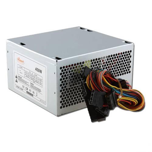 Блок питания 450W 24+4Pin Molex/SATA Winard б/у