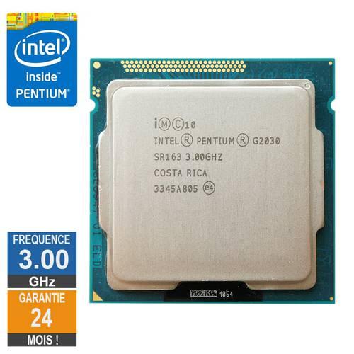 Процессор Intel s1155 Pentium G2030 2x3.0GHz SR163 б/у