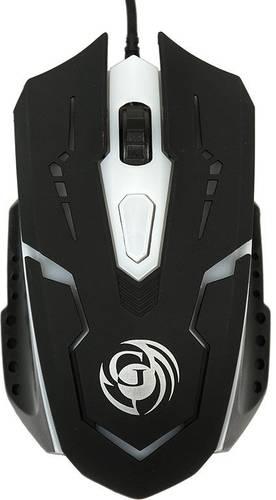 Мышь USB Dialog MGK-05U черная