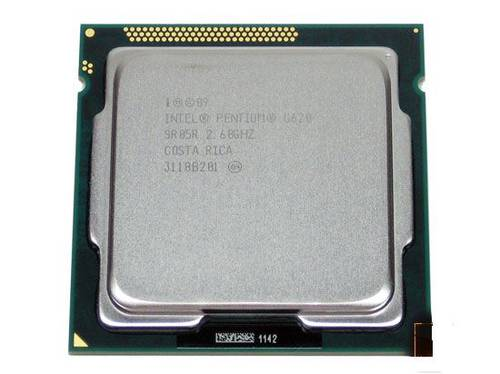 Процессор Intel s1155 Pentium G620 2x2.6GHz SR05R б/у