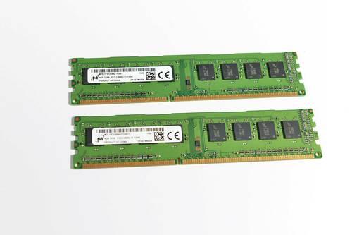 Оперативная память DDR3 4Gb 1600MHz CL11 Micron