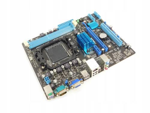 Материнская плата Asus M5A78L-M LX3 sAM3+/2xDDR3/4xSATA/PCI-E/SVGA б/у