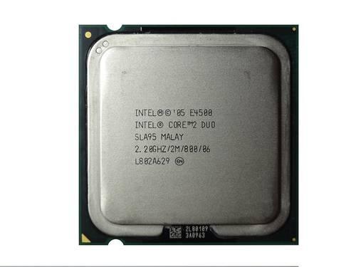 Процессор Intel s775 Core 2 Duo E4500 2x2.2GHz SLA95 б/у