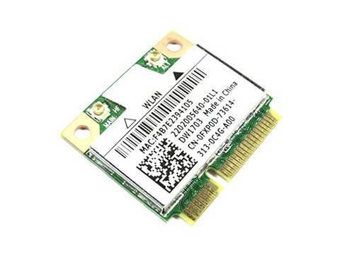 Wi-Fi модуль Mini-PCI Atheros AR5BMB5 б/у