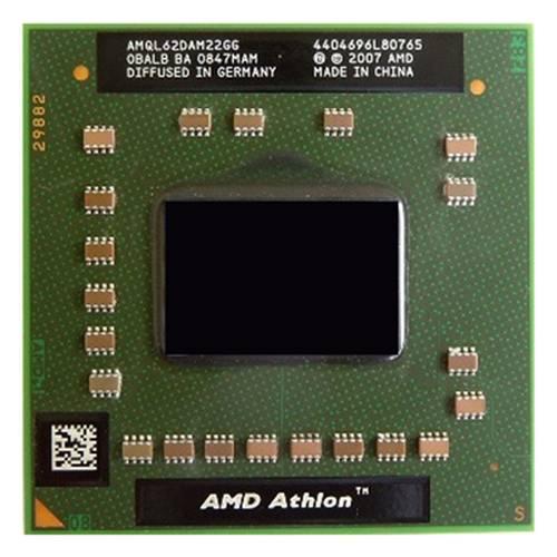 Процессор для ноутбука AMD sS1 (S1g2) Athlon 64 X2 QL-62 2x2.0GHz AMQL62DAM22GG б/у