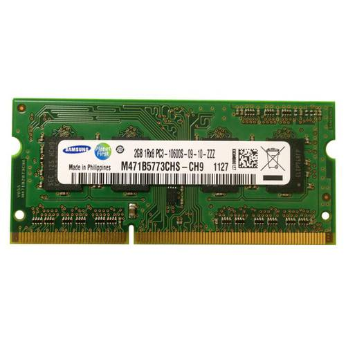 Оперативная память SO-DIMM DDR3 2Gb 1333MHz Samsung б/у