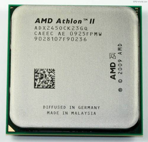 Процессор AMD sAM3 Athlon II X2 245 2x2.9Ghz ADX245OCK23GQ б/у