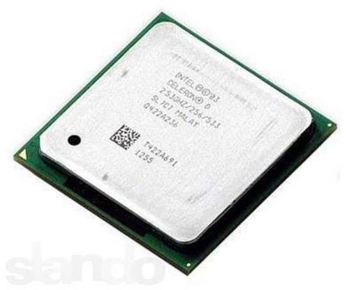 Процессор Intel s478 Celeron D 2.53GHz SL7NU б/у