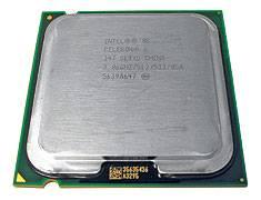 Процессор Intel s775 Celeron D 2.8GHz SL8H9 б/у