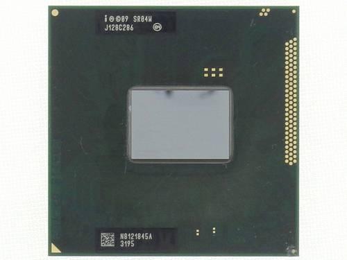 Процессор для ноутбука Intel sPPGA988 i5-2430M 2x2.4GHz SR04W б/у