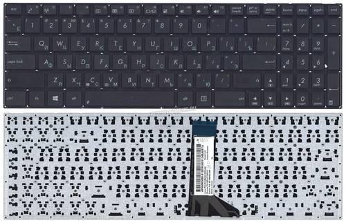 Клавиатура для ноутбука Asus A555 D550 F551 F555 X551 X553 X554 X555 TP550 S550CA черная б/у