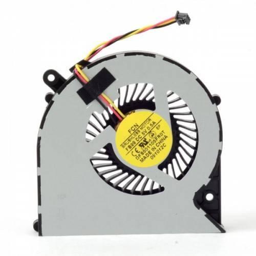 Вентилятор для ноутбука для ноутбука Toshiba Satellite C850 C855 C875 C870 L850 L870 3Pin б/у