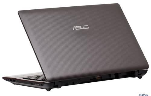 Корпус для ноутбука Asus A53SM б/у