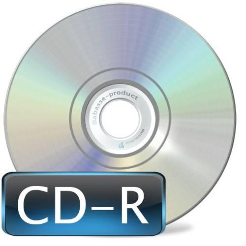 CD-R диск 700Mb Mrm-power