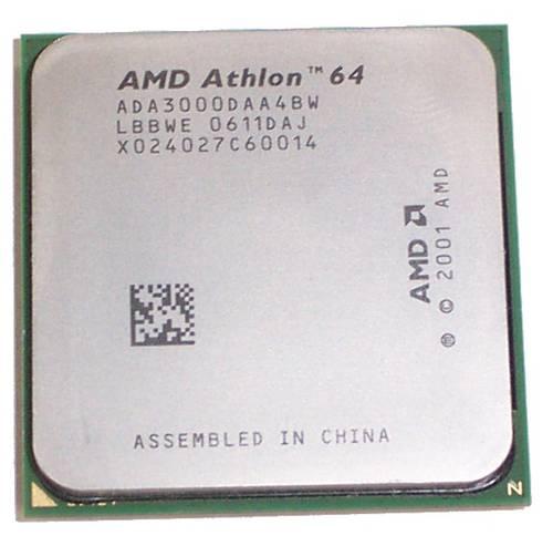Процессор AMD s939 Athlon 64 3000+ 1.8GHz ADA3000DAA4BW б/у