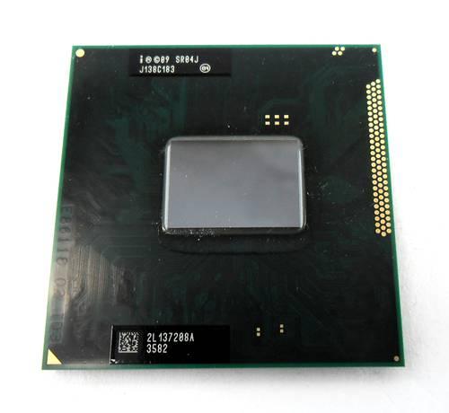 Процессор для ноутбука Intel sPPGA988 Core i3-2330M 2x2.30GHz SR04J б/у