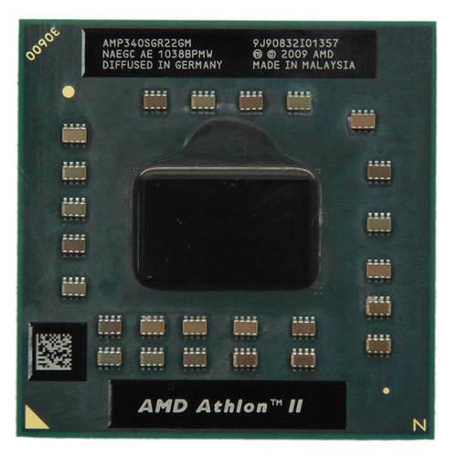 Процессор для ноутбука AMD sS1 (S1g4) Athlon II P340 2x2.2GHz AMP340SGR22GM б/у