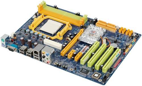 Материнская плата Biostar TForce 550 sAM2/4xDDR2/4xSATA/IDE/PCI-E