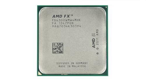 Процессор AMD AM3+ FX-4300 4x3.8GHz FD4300WMW4MHK б/у