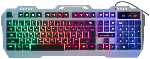 Клавиатура игровая Nakatomi KG-35U