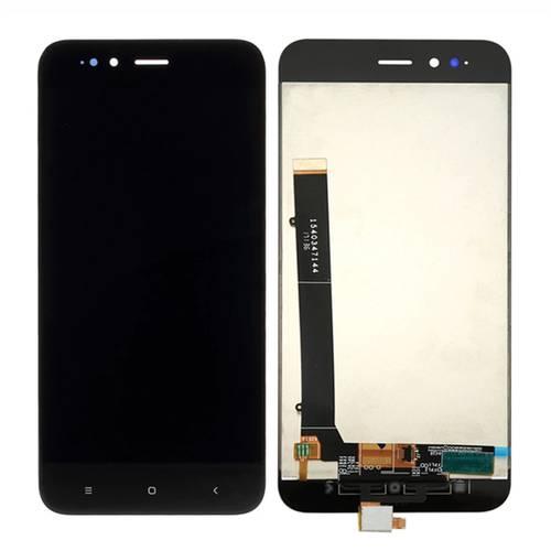 Дисплей для Xiaomi Mi A1 черный