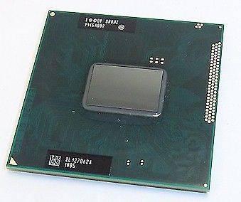 Процессор для ноутбука Intel sFCPGA988 Celeron B815 2x1.60GHz SR0HZ б/у