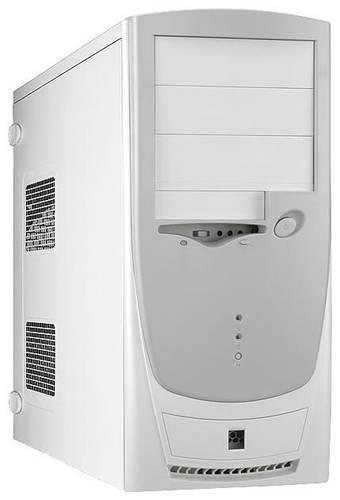 Корпус MiniTower ATX белый б/у