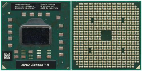 Процессор для ноутбука AMD S1 (S1g3) Athlon II P340 2x2.1GHz AMM320DBO22GQ б/у