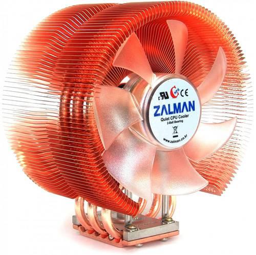 Система охлаждения Zalman s775 медная б/у