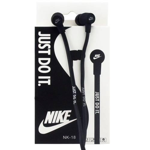 Наушники Nike белые