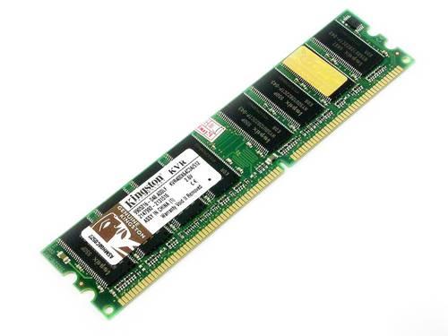 Оперативная память DDR1 512Mb 333-400MHz б/у
